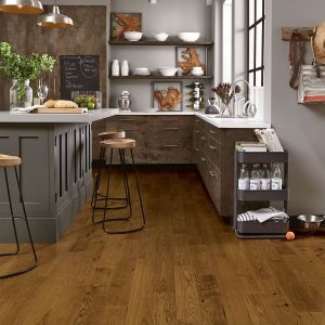 Engineered Hickory Floor in Haystck Sale Priced
